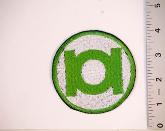Green Lantern Patch