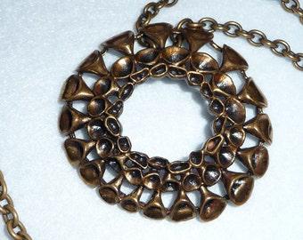 Hannu Ikonen (Finland). Pendant. Bronze. Vintage