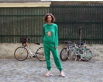 Vintage 90s Cobi Barcelona 92 Olympics Tracksuit FULL SET Sweatshirt and  pants