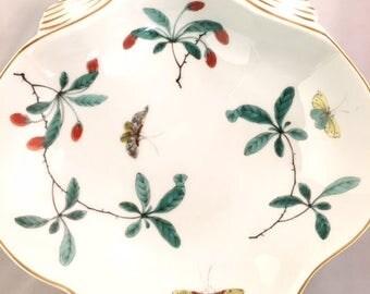 MOTTAHEDEH Famille Verte Shell Dish