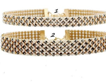 The Choker Pearl Cabochon Choker necklace