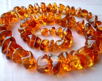 Amber Necklace Genuine Baltic Amber