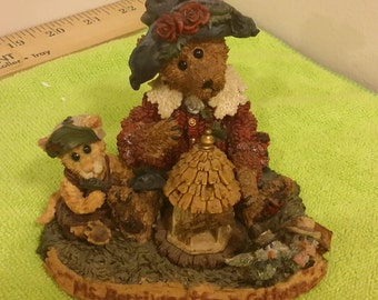 Boyds Bears, Ms. Berriweather's Cottage, 1998