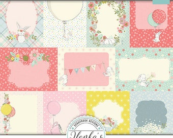 Come Along, Spring Journal Cards