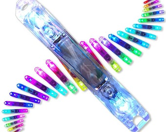 UltraLight® rgb Glowstick (Individual) - for LED GLOW POI