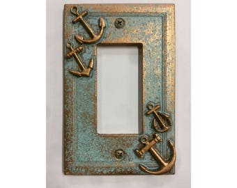 Anchors Decorator Switch/Outlet Cover