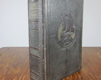The Illustrated World History - 1935 History Book