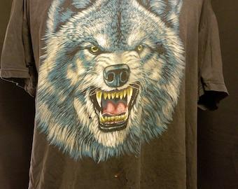 Vintage Wolf T-shirt