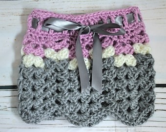 Crochet baby skirt |Made to order| sizes available: 0-3 months, 3-6 months and 6-12 months