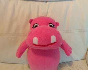 Plush toy just like Hippa Hippa Hey HANDMADE