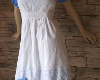 Alice in wonderland,classic costume,alice cosplay outfit/Halloween costume/tea party/