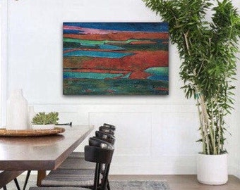 Large Painting Abstract Art Original Wall Art Contemporary Art Original Acrylic Painting Wall Art Wall Art Modern Artwork by Sonja Alfreider