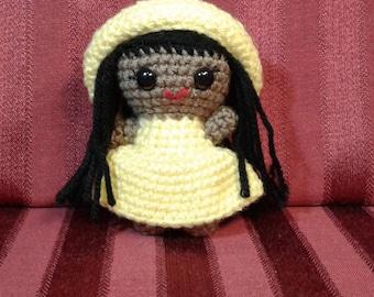 Doll, Amigurumi Doll, Crochet Doll