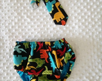 Dinosaur cake smash outfit, cake smash outfit boy, 1st birthday boy, diaper cover tie, first birthday outfit boy, smash cake boy, baby props