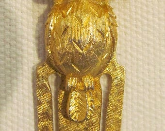 OWL Book mark 1960's by Florenza POSTAGE INCLUDED