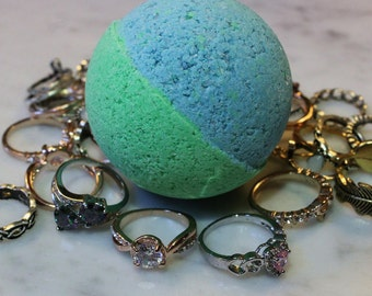 SURPRISE RING Tranquility Bath Bombs (x2)