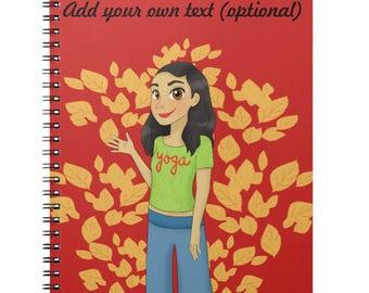 Custom Notebook / personalized notebook / custom journal / personalized journal / custom Memo / Custom Gift / custom Notepad / Stationery
