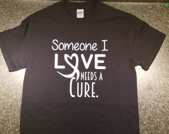 Someone I love needs a cure