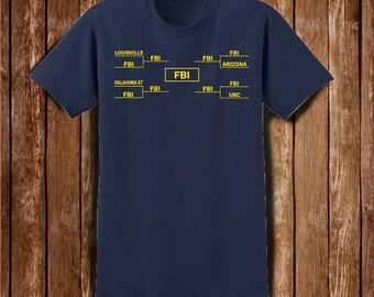 NCAA Navy Shirt