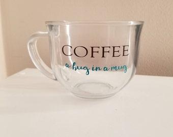 Coffee, A Hug in a Mug - The American Hollow