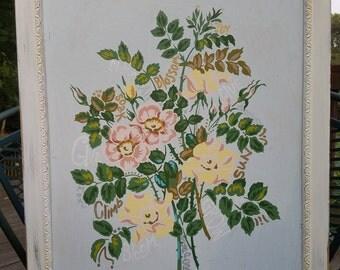 Flower Thought Original Artwork
