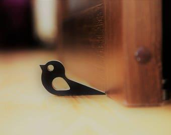 door stop door stopper door wedge bird doorstop door holder doorstop hold the door hodor wood