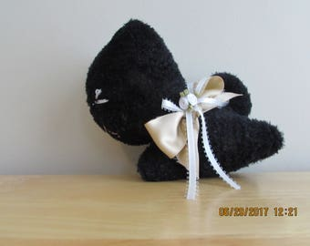 Black Kitty Stuffie