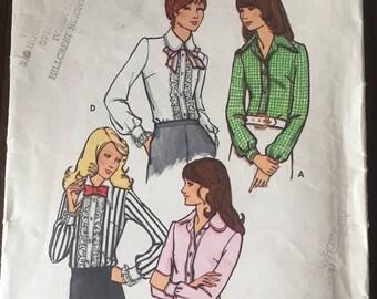 Vintage Butterick 6899 Pattern