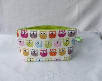 Pastel owls Kit