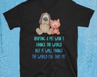 Pet Lover Tee, Pet Lover Tee, Pet Tshirts, Pet Tee, Animal Tee Shirts, Animal Lover Gifts, Pet TShirt Women, Pet Collectibles, Pet Tees