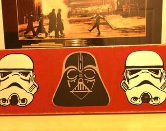 Star Wars - Darth Vader and Stomrtrooper