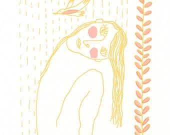 Silkscreen A4