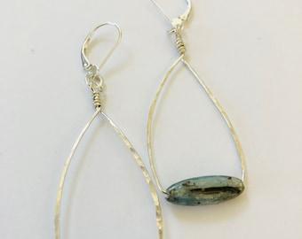 Blue Lake Earrings