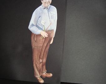 Diego Rivera bookmark