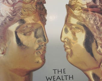 ANCIENT GOLD: Wealth Of The Thracians - jewelry - coffee table book- soft cover-