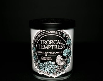Tropical Temptress 11oz Eco Soy Candle