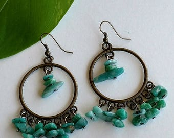 Kalahali's Bohemian Energy Earrings