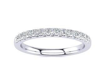 Riviera Pavé Diamond Ring (.25 ct. tw.)