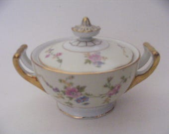 Vintage Baronet Juliet Sugar Bowl