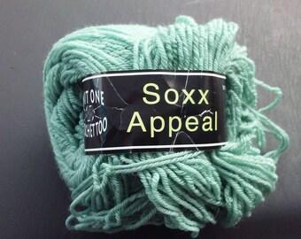 Soxx Appeal Yarn, Merino Wool/Nylon Blend
