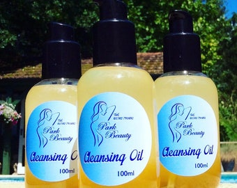Rosemary cleansing oil, make-up remover, face cleanser natural organic product, oil cleansing method all skin types aromatherapy skincare