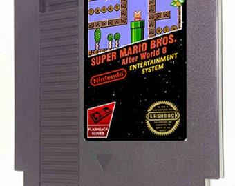 Super Mario Bros. After World 8
