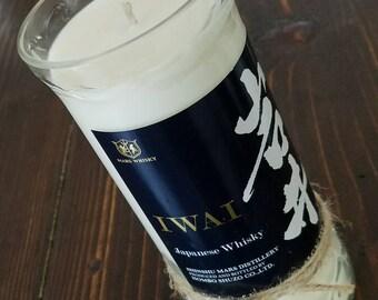 IWAI Japanese whisky candle