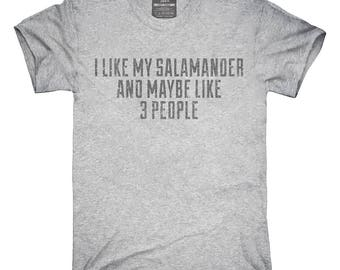 Funny Salamander Owner T-Shirt, Hoodie, Tank Top, Gifts
