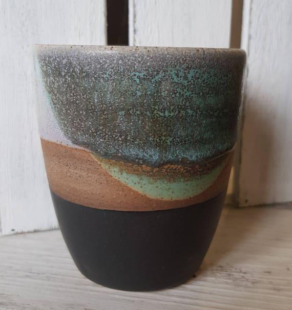 Sea, Sand and Salt Tumbler - green