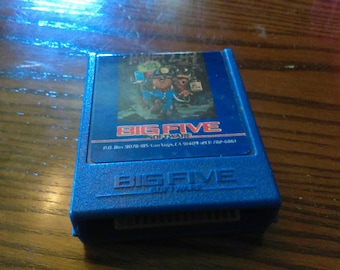Vintage 1983 Miner 2049er for the Atari 400/800/1200 FREE SHIPPING