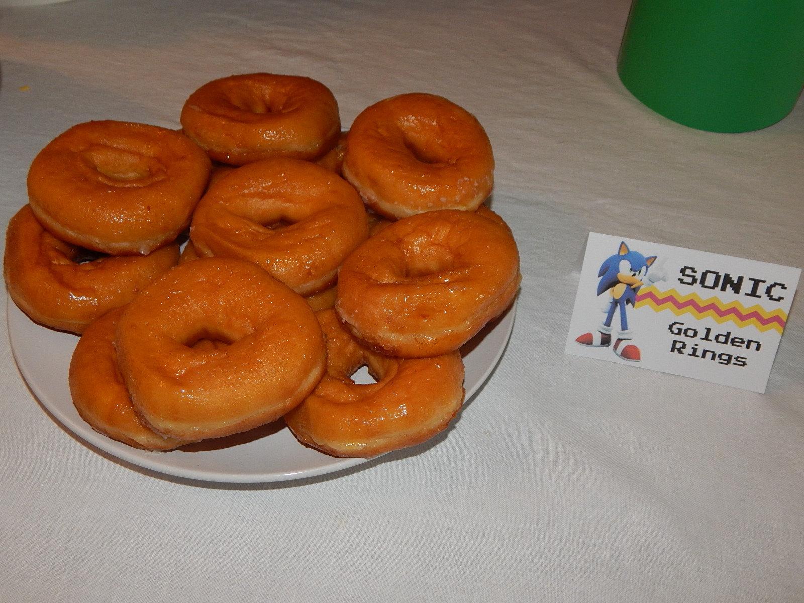 Sonics Golden Rings