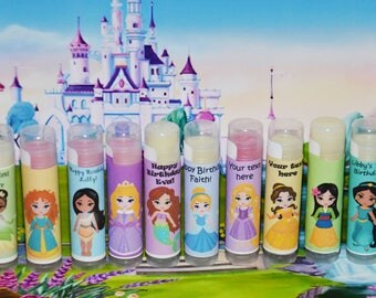 Lip Balm, Sleeping Beauty Aurora Maleficent, Sleeping Beauty Movie, Aurora Party Favors, Princess Aurora, Party Favors, Girl Birthday, Prize