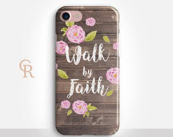 Inspirational Phone Case For iPhone 8 iPhone 8 Plus iPhone X Phone 7 Plus iPhone 6 iPhone 6S  iPhone SE Samsung S8 iPhone 5 Spiritual