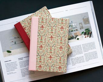 Sketchbook/Notebook with Florentian paper